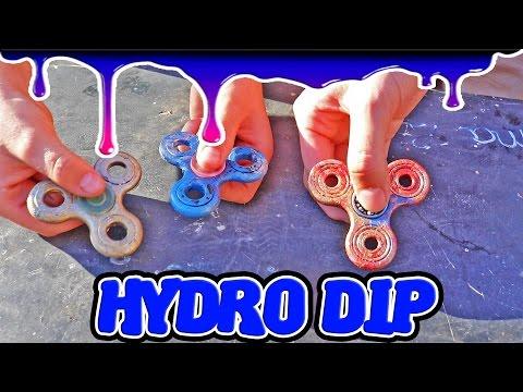 1000MPH FIDGET SPINNER (HYDRO DIP)