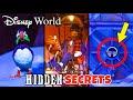 Top 5 Hidden Secrets of Extinct Disney Rides - Epcot at Disney World