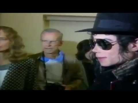 Michael Jackson Visit In Bucharest Romania 1992