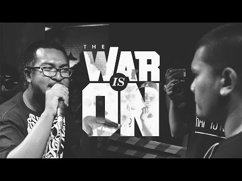 THE WAR IS ON EP.11 - 23STREET VS REPAZE | RAP IS NOW