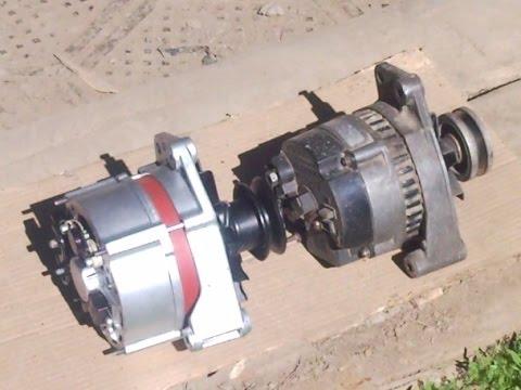 Ремонт генератора Бош W Golf 2