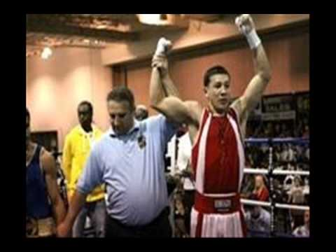 Erick DeLeon - 2009 National Golden Gloves CHAMPION