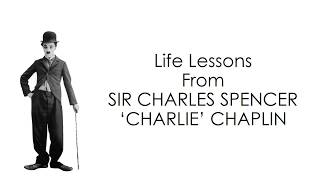Charlie Chaplin Quotes   Life Lessons From Charlie Chaplin