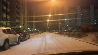 Начало зимы в Салехарде. зима салехард дневникхатипыча