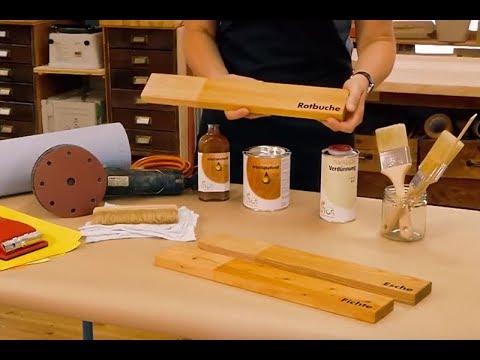 livos kunos arbeitsplatten l 243 k chenarbeitsplatten aus holz len anleitung youtube. Black Bedroom Furniture Sets. Home Design Ideas