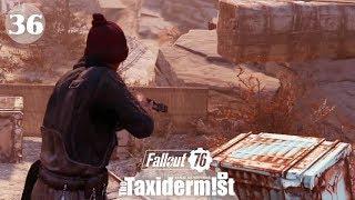 Taxintecho, amenazado | Fallout 76