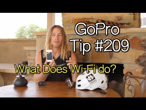 What Does GoPro Wi-Fi Do? Smartphone vs Remote - GoPro Tip #209