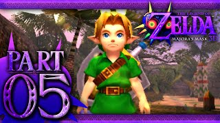 The Legend of Zelda: Majora's Mask 3D - Part 5 - Southern Swamp