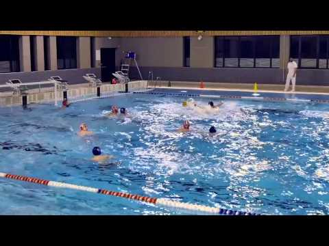 Water-polo : Valence vs Moulin 21/03/2015
