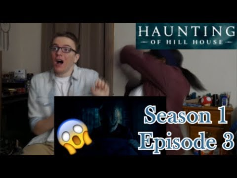 The Haunting of Hill House Season 1 Episode 3 - Touch - REACTION!!
