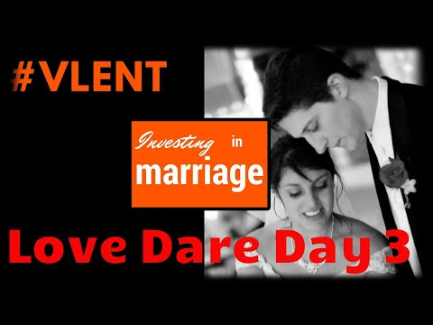 LOVE DARE ❤️  DAY 3 / IVE GOT A BUG 🤒 #VLENT