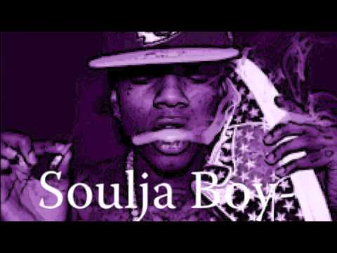 Soulja Boy - Molly With That Lean (chopped&screwed) By DJPOLO