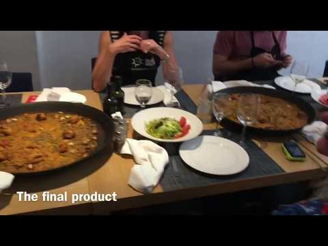 Paella Cooking School, Valencia
