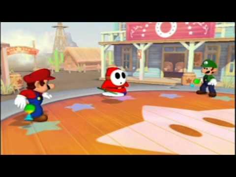 Mario Party 5 Demo (Mario Kart: Double Dash!! Bonus Disc)