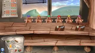 줌비니2 산악구출작전 까타리 식당 매우 어려운 단계에 …