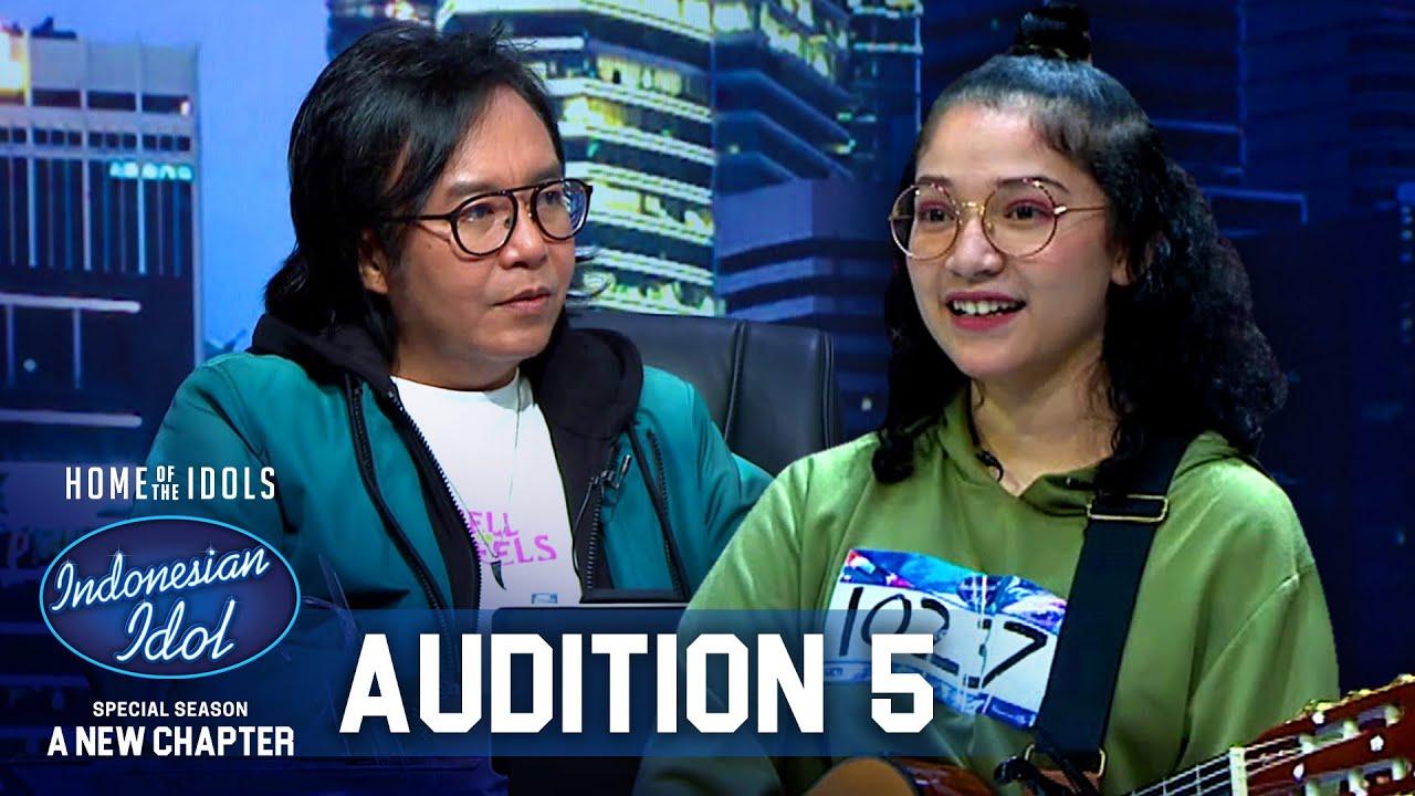Dibalik Suara Merdunya, Glory Berhasil Menciptakan 40 Lagu! - Indonesian Idol 2021