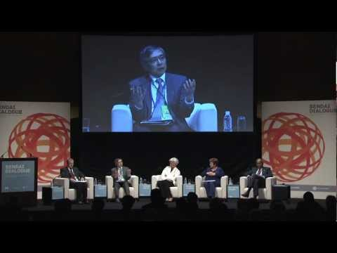 Sendai Dialogue Day 2- Disaster Risk Management in a Changing World