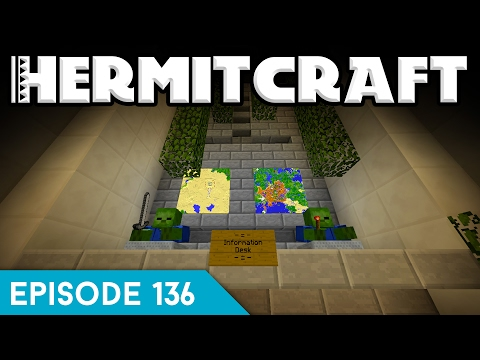 Hermitcraft IV 136 | ZOMBIE WORKERS | A Minecraft Let's Play
