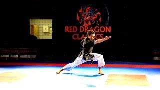 Tanguy Guinchard - 3rd - XMA - Red Dragon Classics 2014