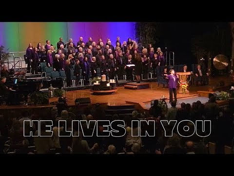 HE LIVES IN YOU | Lion King | Jennifer Burnett & the Mile Hi Choir | Beautiful Spiritual Song