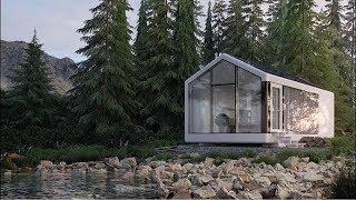 автономный дом, который экономит владельцам кучу денег