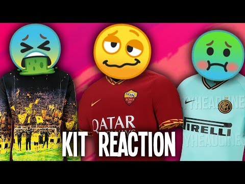 KIT REACTION! SANGUE DA NASO! [ROMA, BVB, INTER,...]