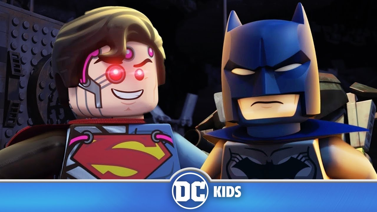 Download LEGO Justice League Cosmic Clash | Batman VS Brainiac Superman | DC Kids