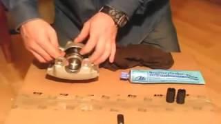 ATE brake caliper assembly