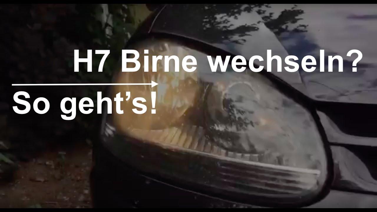 Golf 5 Lampen : In erklärt vw golf abblendlicht birne tauschen h youtube
