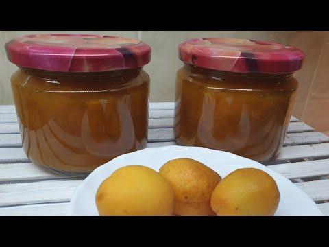 Абрикосовое Варенье. Очень Вкусно и Просто. Apricot Jam. Видео.