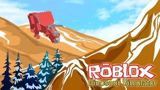 Roblox - Dinosaur Simulator 02: Triceratops
