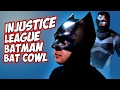 BATMAN InJustice League how to foam Bat cowl