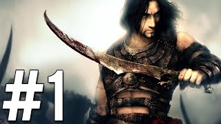 Prince of Persia : Warrior Within - PC Playthrough / Let's Play / Walkthrough - Gameplay - Part 1