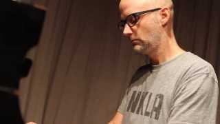 "Moby: ""A Case For Shame,"" Live On Soundcheck"