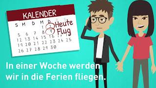 Learn German through dialogues / Lesson 43 / What will you do at the weekend?
