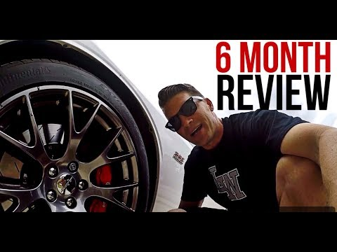Dodge Challenger SRT 392: Six month review