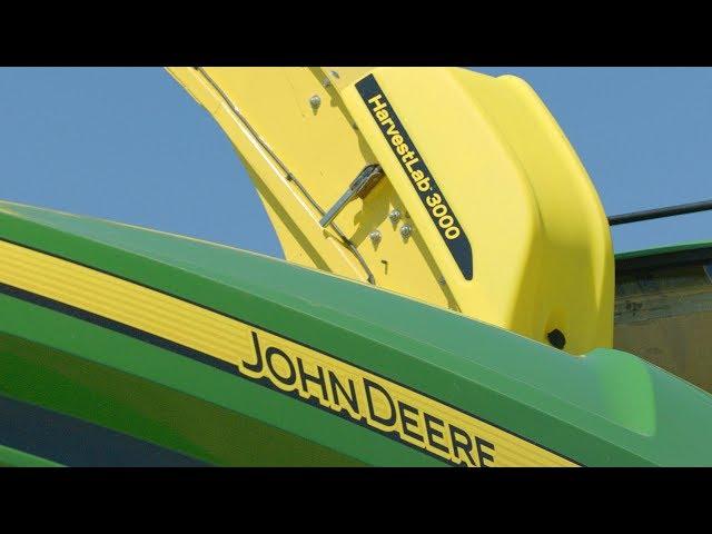 John Deere - HarvestLab 300 - Um sensor, três aplicações