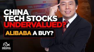 Chinesische Tech-Aktien unterbewertet? Alibaba kaufen?