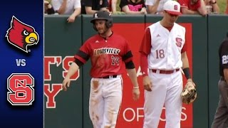 Louisville vs. NC State Baseball Highlights (March 26, 2017)