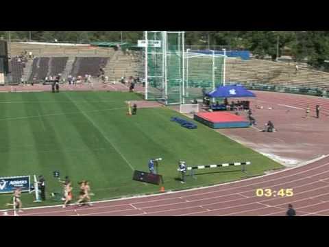 2009 Vic U16 Women 1500m