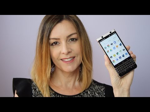 BlackBerry KEYone Full Review