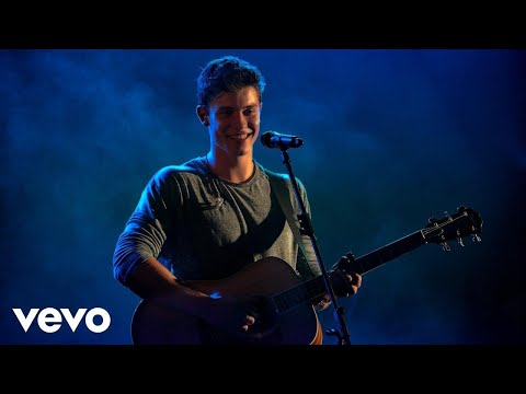 """Shawn Mendes - """"The Weight"""" From Front And Center"""