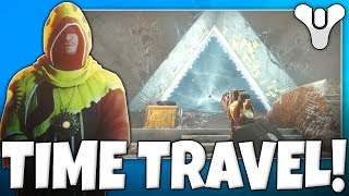 Destiny 2 NEWS - Time Travel, The Vault Of Glass & The Infinite Forest Gameplay! All Details!