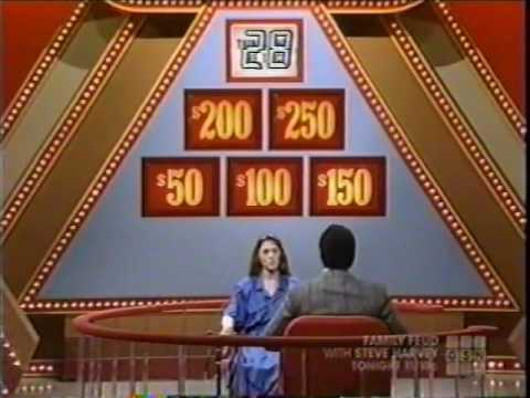 Additional playing of $25,000 Pyamid game show Bonus Round -- Clifton Davis #2