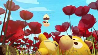 Disney Junior | Calimero | Teddy Koşuda