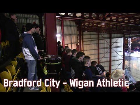 Bradford City - Wigan Athletic (Mar 14, 2018)