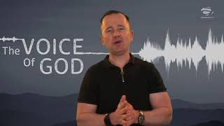 """The voice of God - part 2"" - Pastor John Ahern"