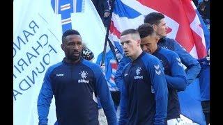 Rangers 4 - 0 St. Mirren (Welcome Jermain Defoe, to the famous Glasgow Rangers)