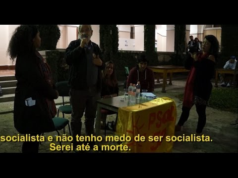 "Ivan Valente PSOL x Guilherme Boulos MTST - Compiladinho do ""debate"" da PUC"