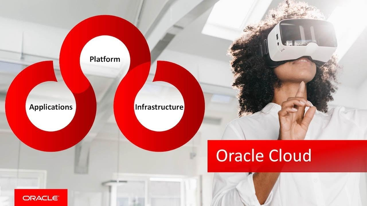 Oracle Cloud Platform & Infrastructure Overview - YouTube
